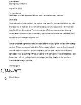 Claude Zeins Secure Data Recovery Services Testimonial