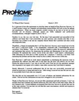 Terry Fenimore Secure Data Recovery Services Testimonial